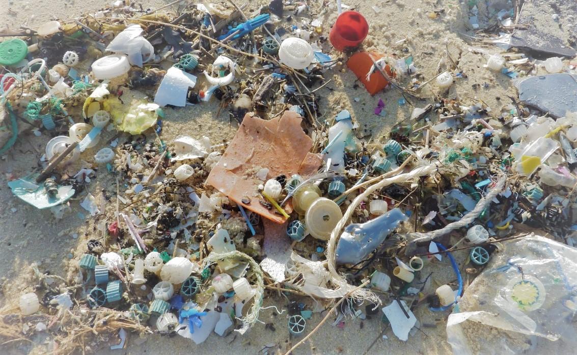 plastique-plage