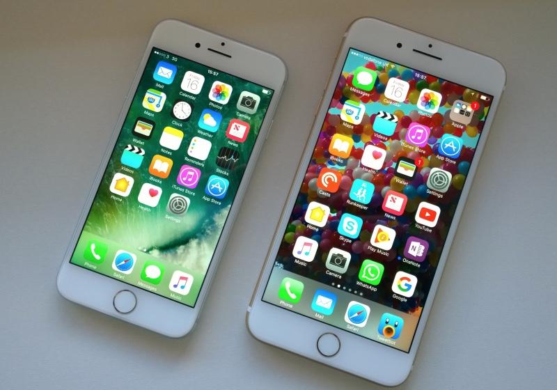 réparation iphone7