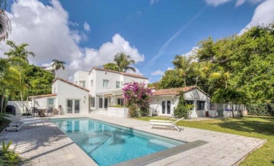 Vente de villa Miami