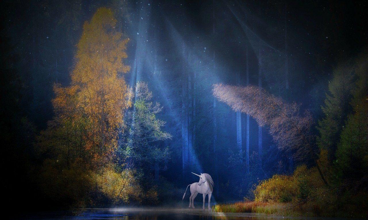 la licorne est un animal fantastique