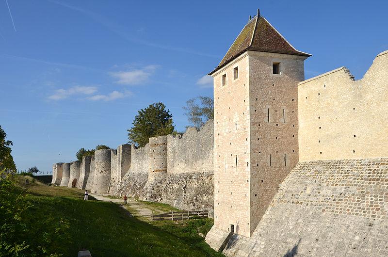Visitez la cité médiévale de provins